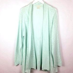Eileen Fisher Woman Organic Linen Sweater - 2X